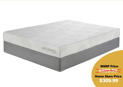 "7"" Mygel Twin Mattress"