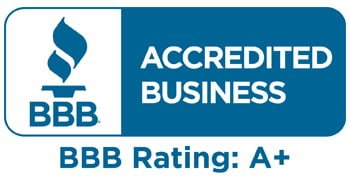 BBB Accredited Business with A+ Rating