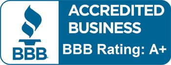 BBB A+ Accredit