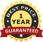 Best Price Guaranteed for 1 Year
