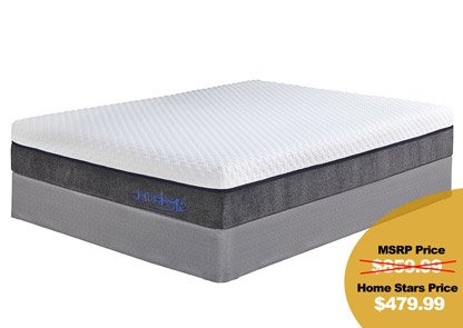 Mygel Hybrid 1100 Twin Mattress