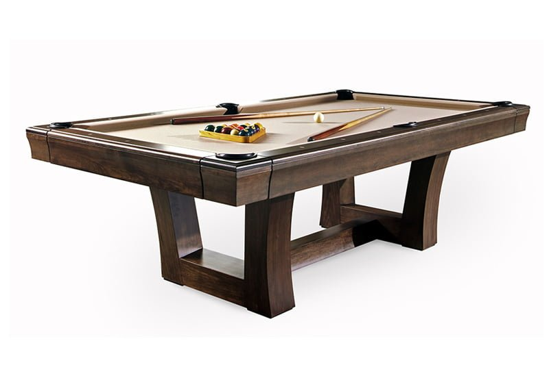 California House    City Pool Table
