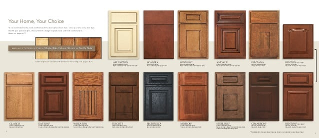 Merveilleux Bridgewood Kitchen Door Styles