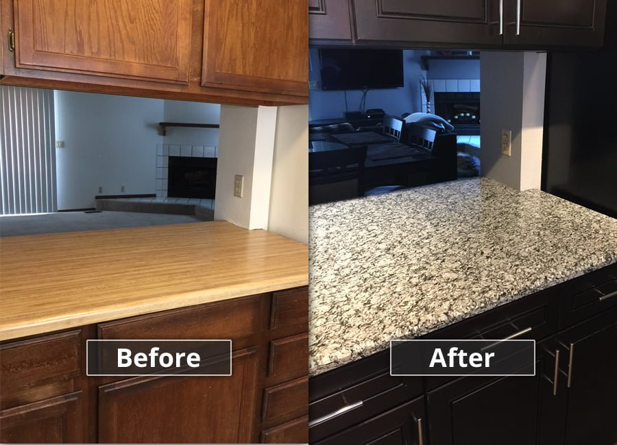 Kitchen Before And After ...
